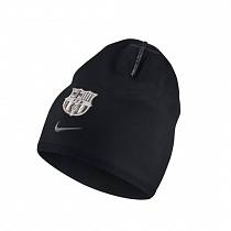 Шапка FCB TRAINING BEANIE CRESTED 805304010