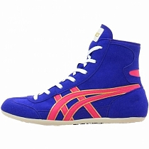 Борцовки ASICS EX-EO Wrestling Shoes BLUE RED TWR900