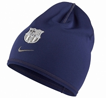 Шапка FCB TRAINING BEANIE CRESTED 805304-421